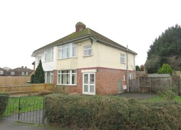 Thumbnail 3 bed semi-detached house for sale in Web Tree Avenue, Hereford