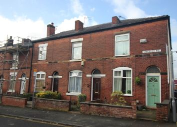 Thumbnail 2 bed terraced house for sale in Stafford Road, Swinton, Manchester, Greater Manchester