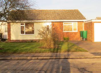 Thumbnail 3 bed detached bungalow for sale in Windings Road, Elmsett, Ipswich
