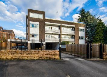 Thumbnail 2 bed flat for sale in Lucknow Road, Mapperley Park, Nottingham