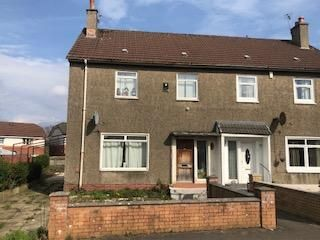Thumbnail 3 bed semi-detached house for sale in Beltrees Crescent, Pollock, Glasgow