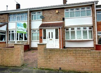Thumbnail 3 bed semi-detached house to rent in Carroll Walk, Hartlepool