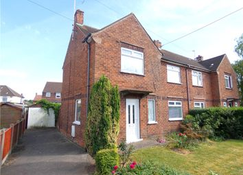 Thumbnail 3 bed semi-detached house for sale in Tudor Avenue, Forest Town, Mansfield