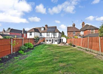 Thumbnail 3 bed semi-detached house for sale in Faversham Road, Kennington, Ashford, Kent