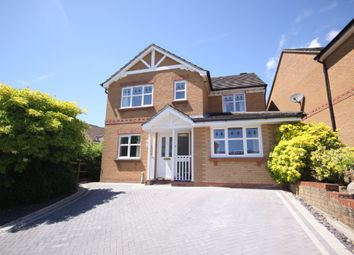 Thumbnail 4 bed detached house for sale in Browning Close, Whiteley, Fareham