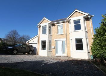 Thumbnail 4 bed detached house for sale in Barry Road, Barry