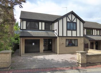 Thumbnail 4 bedroom detached house for sale in Queensberry Road, Newmarket