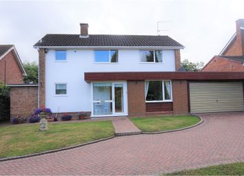 Thumbnail 3 bed detached house for sale in Feckenham Road, Redditch