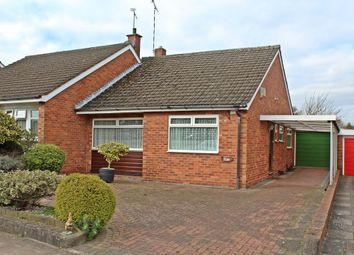 Thumbnail 2 bed semi-detached bungalow for sale in Girdlers Close, Styvechale, Coventry