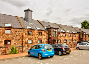Thumbnail 2 bed flat for sale in Station Road, Turriff