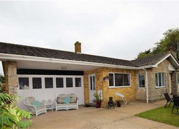 Thumbnail 3 bed bungalow for sale in Prince Avenue, Chapel St Leonards, Skegness Lincolnshire