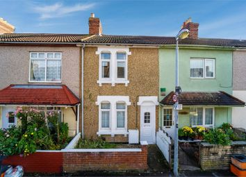 Thumbnail 2 bed terraced house for sale in Graham Street, Swindon, Wiltshire