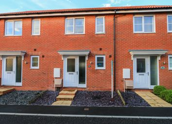 Thumbnail 3 bed terraced house for sale in Best Park, Cranbrook, Exeter