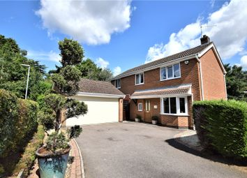 Thumbnail 4 bed detached house for sale in Corran Close, Dallington, Northampton