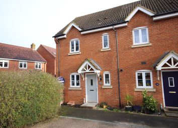 Thumbnail 2 bed end terrace house for sale in Casterbridge Road, Taw Hill, Swindon