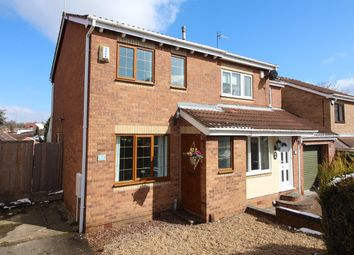 Thumbnail 2 bed semi-detached house for sale in Wenlock Close, Giltbrook, Nottingham