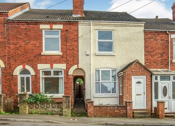 Thumbnail 2 bed terraced house to rent in Oxford Street, Church Gresley, Swadlincote
