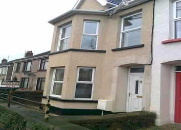 Thumbnail 3 bedroom semi-detached house to rent in Alexandra Road, Gorseinon, Swansea, West Glamorgan
