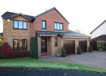 Thumbnail 4 bed detached house for sale in Macdonald Avenue, East Kilbride, Glasgow