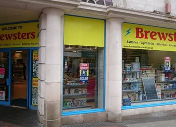 Thumbnail Commercial property for sale in An Established Retailer Of Batteries, Bulbs And Soldering Equipment PL1, Plymouth