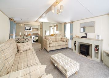 Thumbnail 2 bedroom mobile/park home for sale in Bedford Bank, Welney, Wisbech