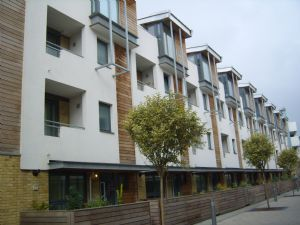 Thumbnail 3 bed flat for sale in Kingscourt Way, Brighton