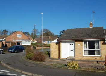 Thumbnail 2 bed semi-detached bungalow for sale in The Willows, Daventry, Northants