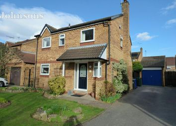 Thumbnail 4 bed detached house for sale in Bridgewater Park Drive, Skellow, Doncaster.