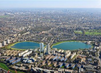 Thumbnail 2 bed flat for sale in Sandpiper, Woodberry Down, London