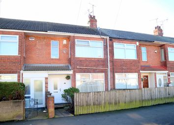 Thumbnail 2 bed terraced house for sale in Eskdale Avenue, Hull, Yorkshire