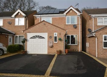 Thumbnail 3 bed detached house for sale in Alpine Grove, Hollingwood, Chesterfield, Derbyshire