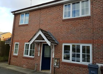 Thumbnail 2 bed flat to rent in Bellfield Close, Blackley, Manchester