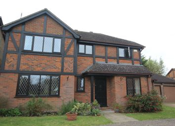 Thumbnail 4 bed detached house for sale in Little Fields, Danbury