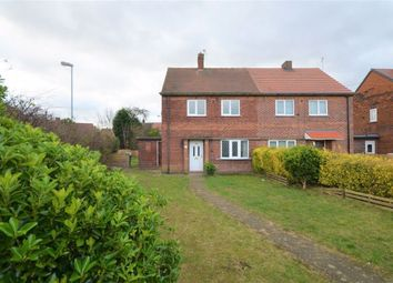 Thumbnail 2 bed semi-detached house to rent in Little Lane, Featherstone, Pontefract