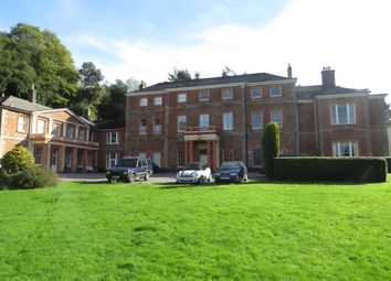 Thumbnail 1 bed flat for sale in Haccombe House, Haccombe, Newton Abbot