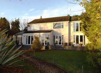 Thumbnail 4 bed detached house for sale in Fairmoor, Morpeth