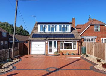 Thumbnail 3 bed detached house for sale in Rownhams Road, North Baddesley, Southampton