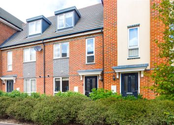 Thumbnail 3 bed terraced house for sale in Fullbrook Avenue, Spencers Wood, Reading, Berkshire