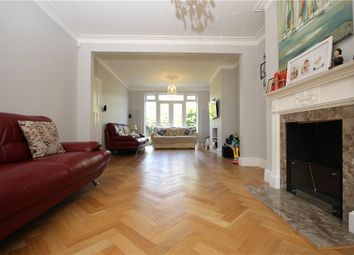 Thumbnail 4 bed semi-detached house to rent in Fairfield Avenue, Twickenham