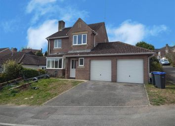 Thumbnail 4 bed detached house to rent in Angler Road, Fugglestone Red, Salisbury