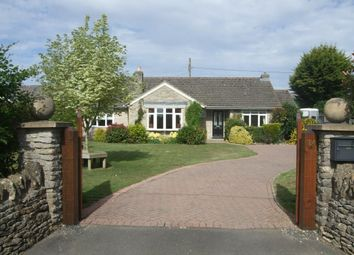 Thumbnail 4 bed detached bungalow for sale in Brize Norton Road, Minster Lovell, Witney