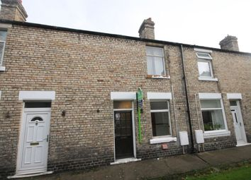 Thumbnail 2 bed terraced house to rent in Humber Street, Chopwell, Newcastle Upon Tyne