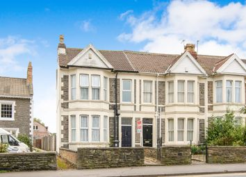 Thumbnail 4 bedroom end terrace house for sale in Broad Street, Staple Hill, Bristol