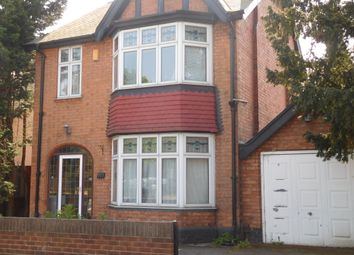 Thumbnail 6 bed detached house to rent in Derby Road, Nottingham