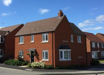 Thumbnail 4 bed detached house for sale in Harris Close, Newton Leys, Bletchley, Milton Keynes