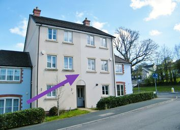 Thumbnail 4 bed terraced house to rent in Kensey Valley Meadow, Launceston