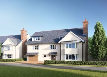 Thumbnail 5 bed detached house for sale in Westcroft Chigwell Village, Chigwell