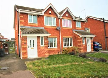 Thumbnail 3 bed semi-detached house to rent in Pigeon Bridge Way, Aston, Sheffield, Rotherham