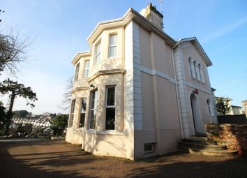 Thumbnail 8 bedroom detached house for sale in Cleveland Road, Torquay