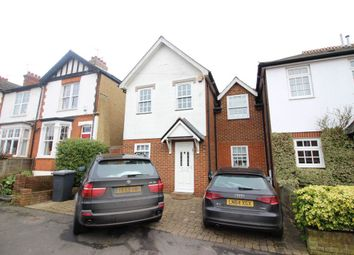 Thumbnail 3 bed property to rent in Merry Hill Mount, Bushey